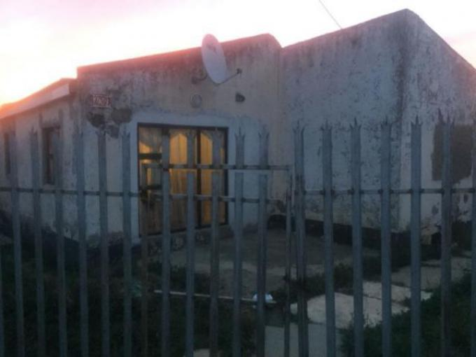 Standard Bank EasySell 3 Bedroom House for Sale in Scenery Park - MR186988
