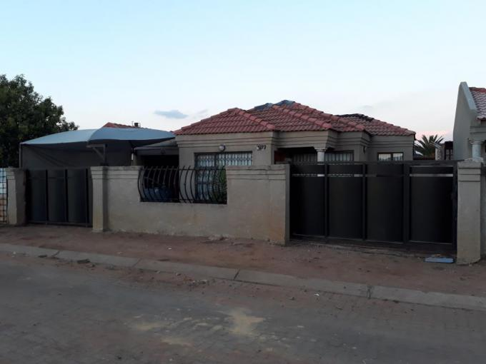 3 Bedroom House For Sale For Sale In Germiston Mr187111