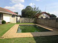 Backyard of property in Brakpan