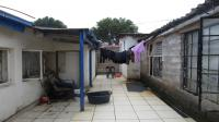 Backyard of property in Judiths Paarl