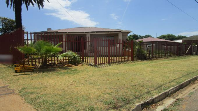 Standard Bank EasySell 3 Bedroom House for Sale in Delarey - MR191770