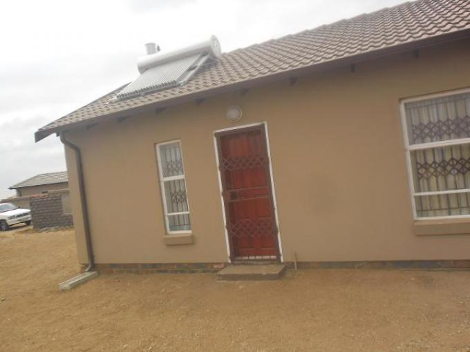 Standard Bank EasySell 2 Bedroom Cluster for Sale in Polokwane - MR191867
