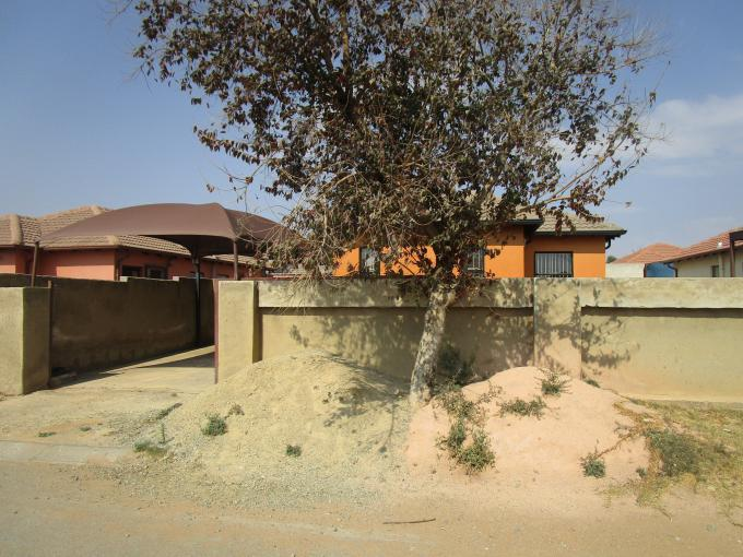 Standard Bank EasySell 3 Bedroom House for Sale in Goudrand - MR191871