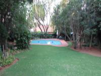 Backyard of property in Northcliff
