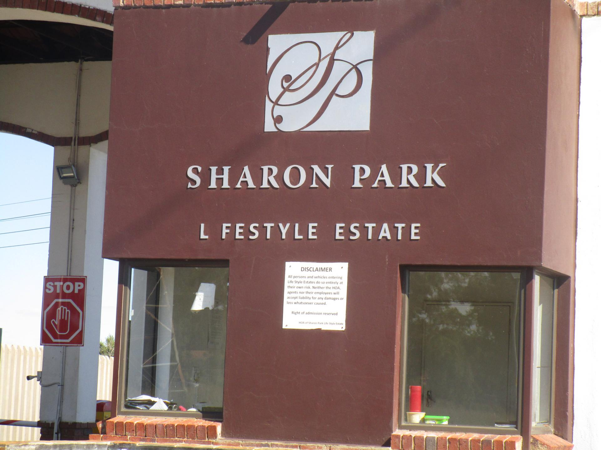 Front View of property in Sharon Park