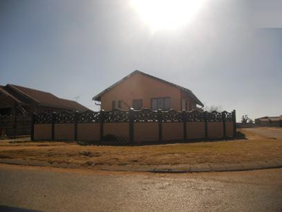 Standard Bank Repossessed 2 Bedroom House for Sale on online auction in Sebokeng - MR19463