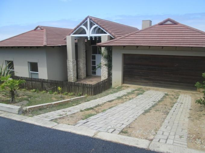 Standard Bank Insolvent 3 Bedroom House For Sale in Knysna - MR19472