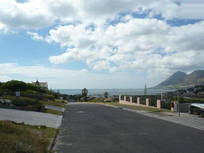 Land for Sale For Sale in Simon's Town - Private Sale - MR20303