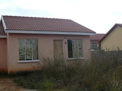 Standard Bank EasySell 2 Bedroom Simplex for Sale For Sale in Nelspruit Central - MR20492