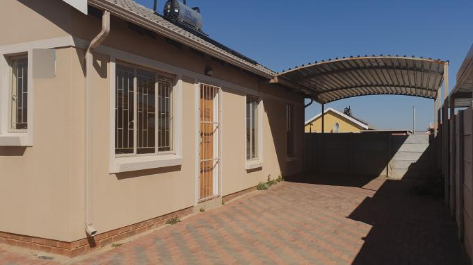 Standard Bank EasySell 3 Bedroom House for Sale For Sale in Alberton - MR205114