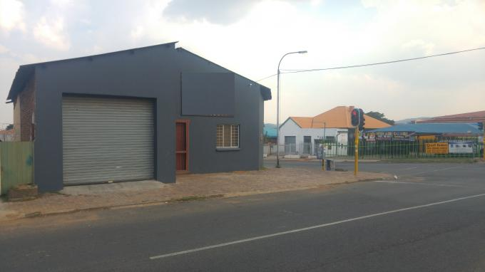 Commercial for Sale For Sale in Alberton - MR205198