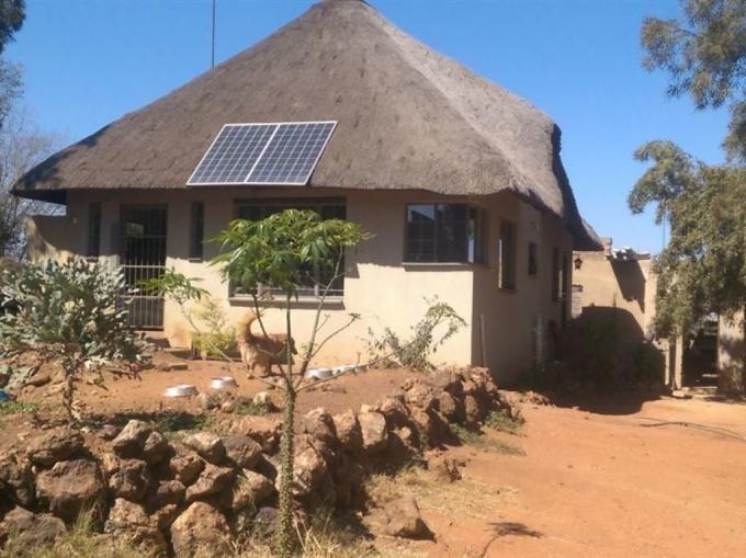 6 Bedroom House for Sale For Sale in Krugersdorp - MR206062