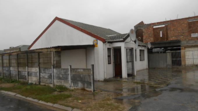 Standard Bank EasySell 3 Bedroom House for Sale in Eerste Rivier - MR206330