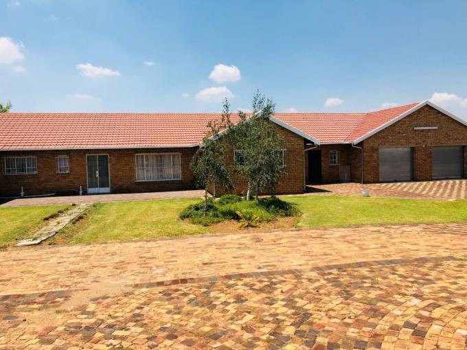 Smallholding for Sale For Sale in Randfontein - MR208286