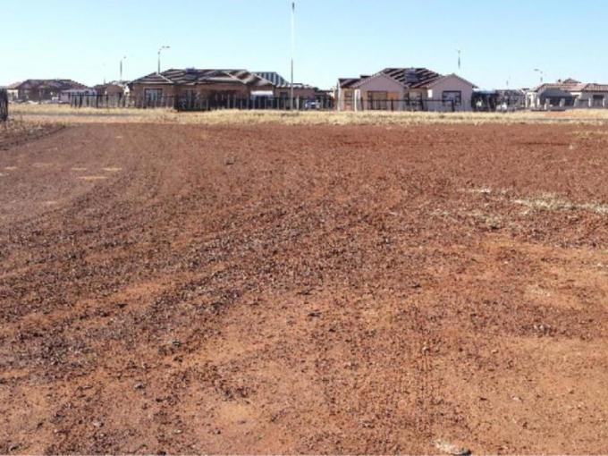 Land for Sale For Sale in Kathu - MR209474