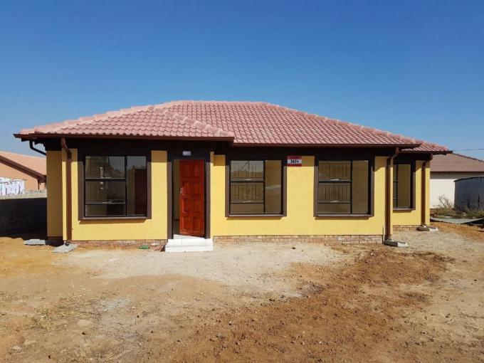 3 Bedroom House for Sale For Sale in Klerksoord - MR210069