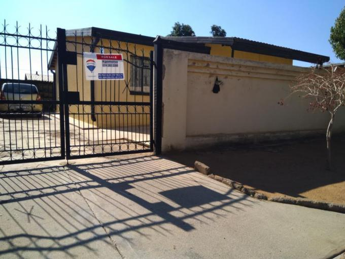 2 Bedroom House for Sale For Sale in Mabopane - MR211723