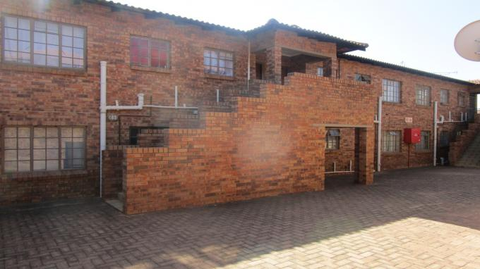 Standard Bank EasySell 2 Bedroom Sectional Title for Sale in Alberton - MR212764