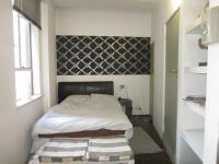 Main Bedroom - 9 square meters of property in Braamfontein