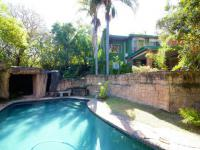 Backyard of property in Nelspruit Central