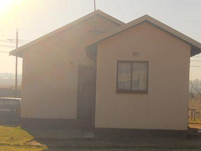 Standard Bank Repossessed 2 Bedroom House for Sale For Sale in Protea Glen - MR21460