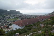 Spaces of property in Fish Hoek