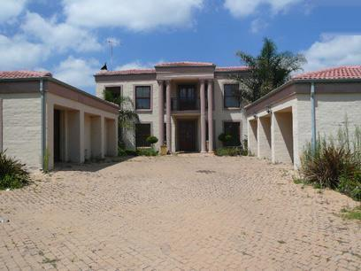 Standard Bank Repossessed 5 Bedroom House for Sale For Sale in Waterkloof Ridge - MR21519