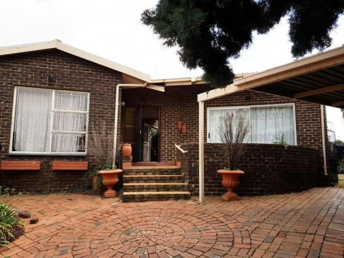 3 Bedroom House for Sale For Sale in Ridgeway - MR215531