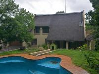Backyard of property in Randpark Ridge