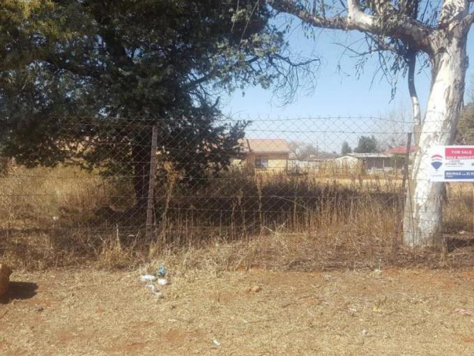 Land for Sale For Sale in Witkopdorp (Daleside) - MR221644