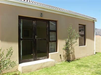 2 Bedroom Cluster To Rent in Stellenbosch - Private Rental - MR22302