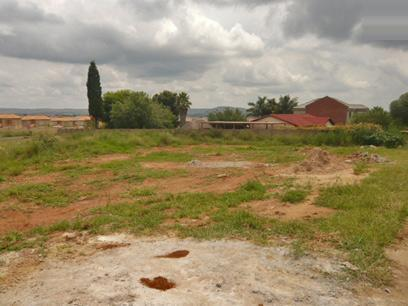 Land for Sale For Sale in Heuweloord - Private Sale - MR22324