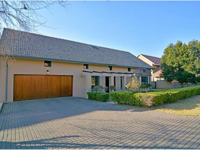 4 Bedroom House for Sale For Sale in Brookelands Lifestyle Estate - MR223960