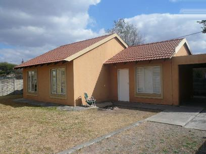 Standard Bank Repossessed 3 Bedroom House For Sale in Rustenburg - MR22458