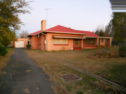 Standard Bank Repossessed 4 Bedroom House on online auction in Dundee - MR22460