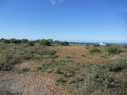 Standard Bank Repossessed Land for Sale on online auction in Jeffrey's Bay - MR22509