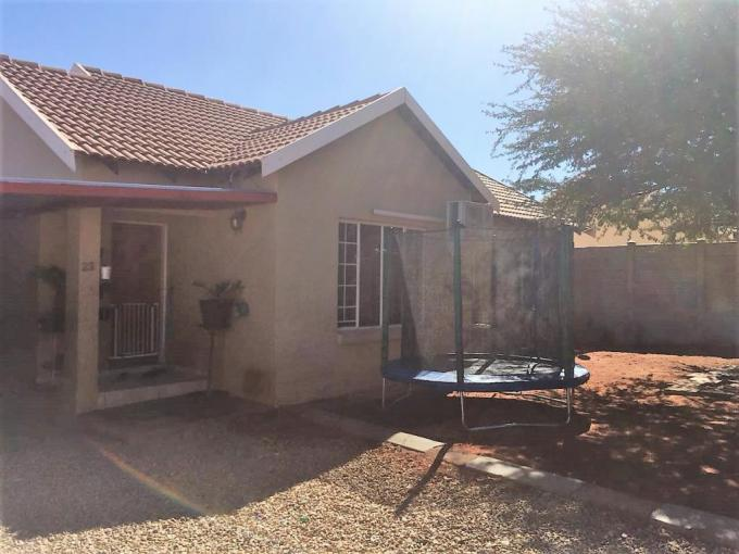 3 Bedroom House for Sale For Sale in Kathu - MR229562