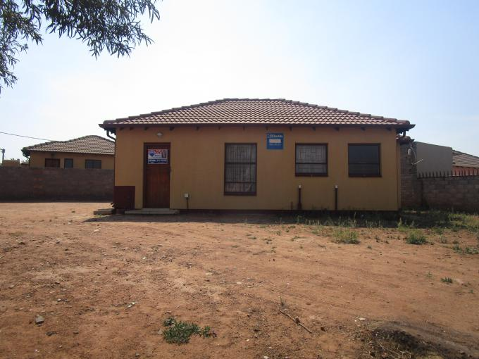Standard Bank EasySell 3 Bedroom House for Sale For Sale in Riverlea - JHB - MR231660