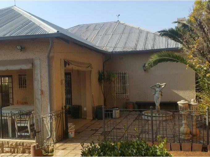 3 Bedroom House for Sale For Sale in Kensington - JHB - MR232115