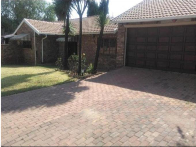 3 Bedroom House for Sale For Sale in Randburg - MR233881