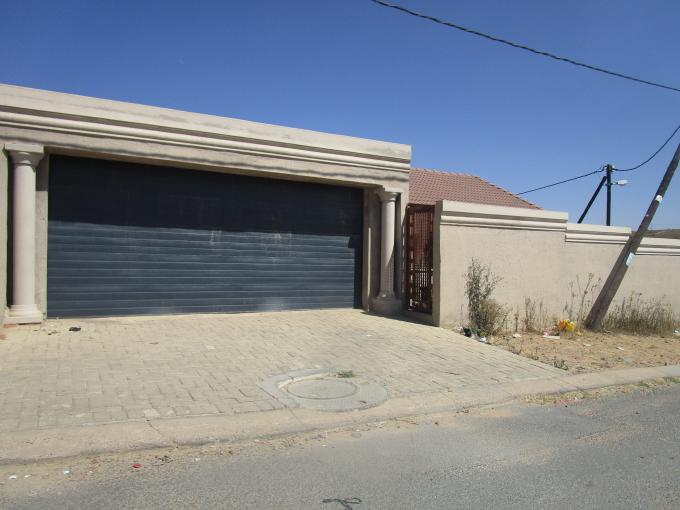 Standard Bank EasySell 3 Bedroom House for Sale For Sale in Cosmo City - MR234532