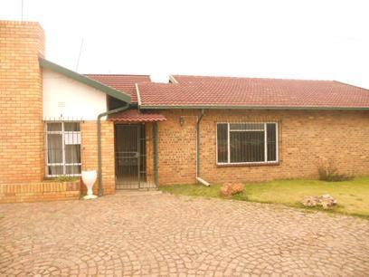 Standard Bank Repossessed 3 Bedroom House for Sale on online auction in Brenthurst - MR23461