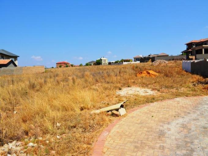 Standard Bank EasySell Land for Sale For Sale in Kungwini - MR235381