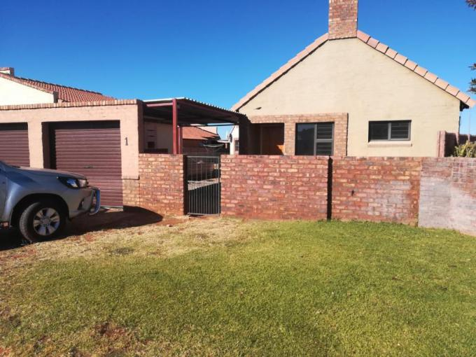 3 Bedroom House to Rent in Kathu - Property to rent - MR235783