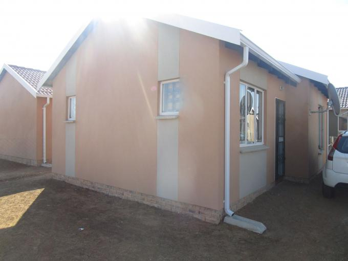 Standard Bank EasySell 2 Bedroom House for Sale in Savanna City - MR236456