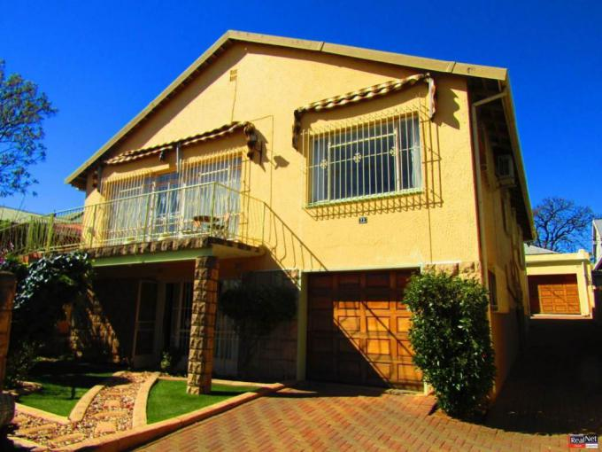 3 Bedroom House for Sale For Sale in Kensington - JHB - MR236666
