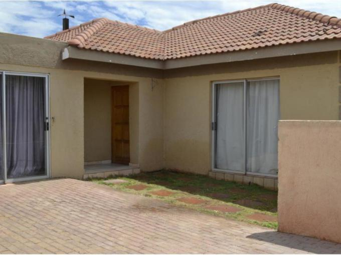 3 Bedroom House to Rent in Kathu - Property to rent - MR237578