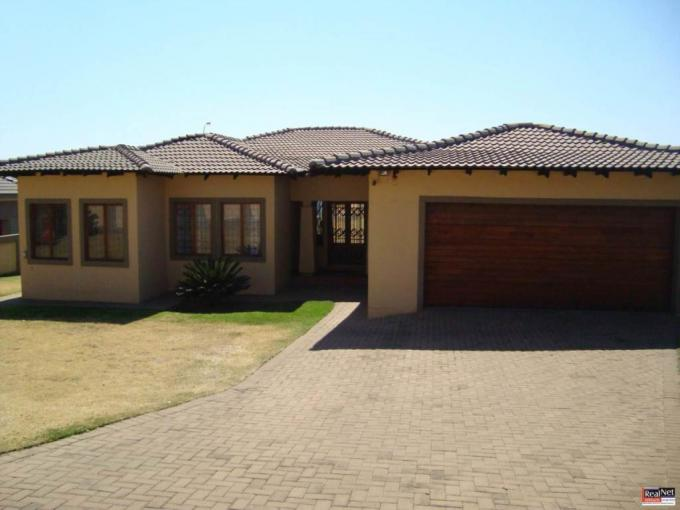 3 Bedroom House for Sale For Sale in Modelpark - MR237877