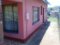 Front View of property in Edendale-KZN