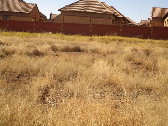 Land for Sale For Sale in Bloemfontein - MR240725